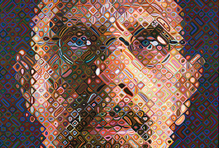 Acquiring a Chuck Close