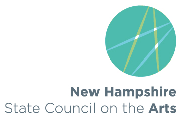 New Hampshire State Council on the Arts logo.