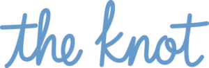 The Knot logo.