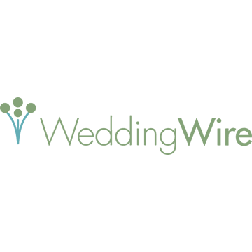The Wedding Wire logo.