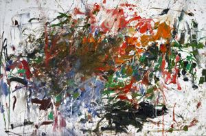 Cous Cous, 1961-2, Joan Mitchell, oil and acrylic on canvas.