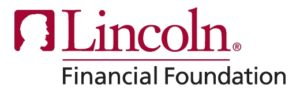 Lincoln Financial Foundation logo.
