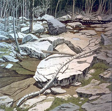 Art Inspires Art: Poetry Prompt with Artist Neil G. Welliver