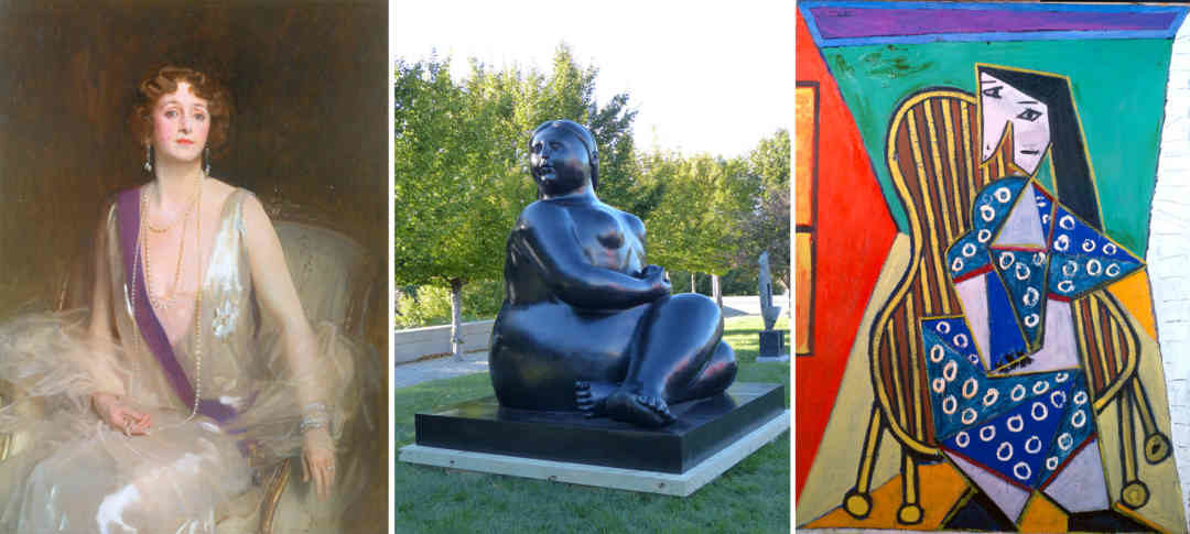 Botero & The Currier Collection