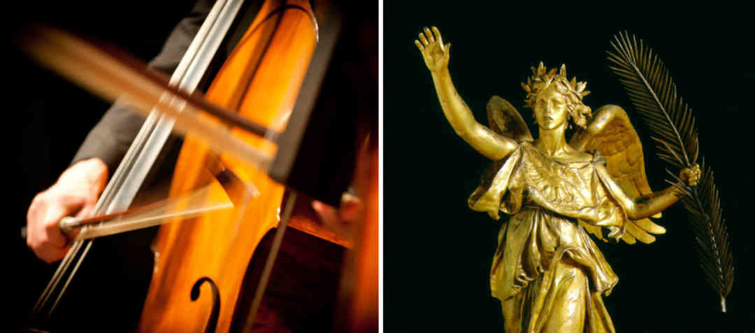 American Composers in the time of Augustus Saint-Gaudens (1848-1907)